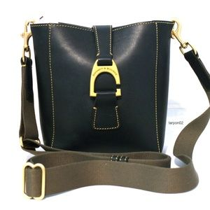 Dooney & Bourke Emerson French Leather Crossbody